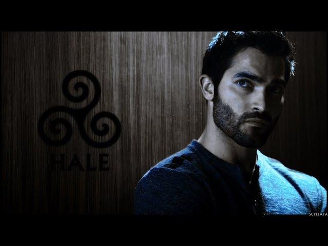 Derek Hale -Monster