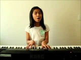 Маленькая девочка поет лучше самой Lady Gaga!
