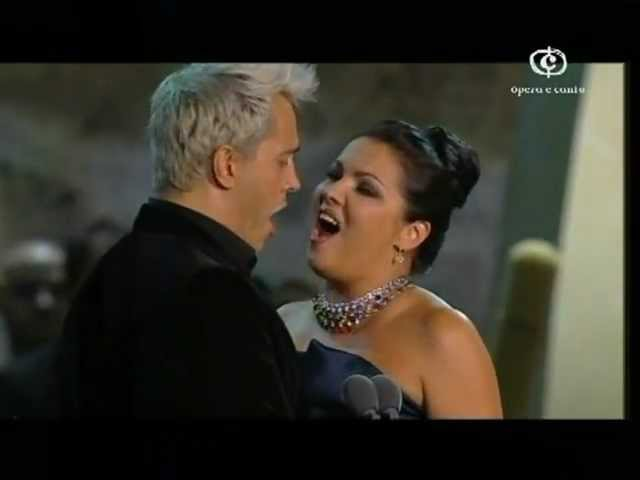 Anna Netrebko Erwin Schrott Bess You Is My Woman Now