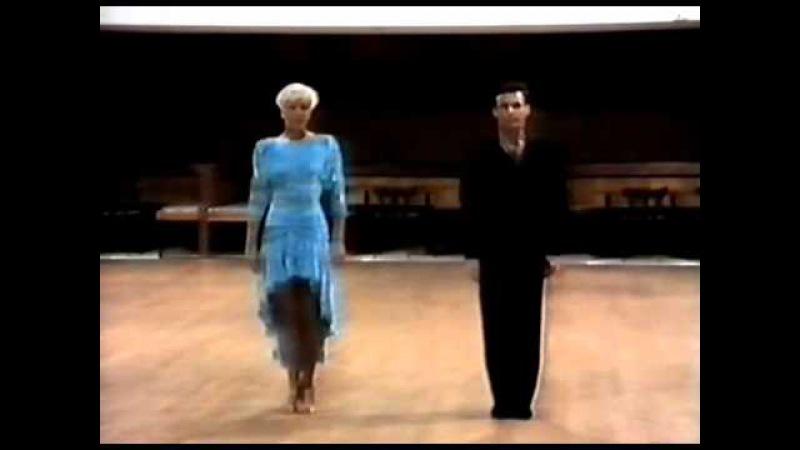 Танец пасодобль -- видео обучение от video-dance.ru 03