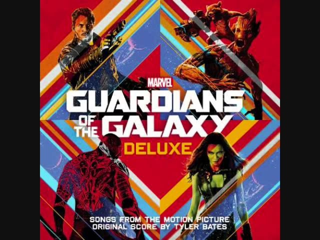Guardians Of The Galaxy [Soundtrack] - 23 - Groot Spores