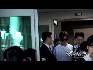 [직캠] 20150615 Incheon Airport Lee Min Ho by.MinozToz