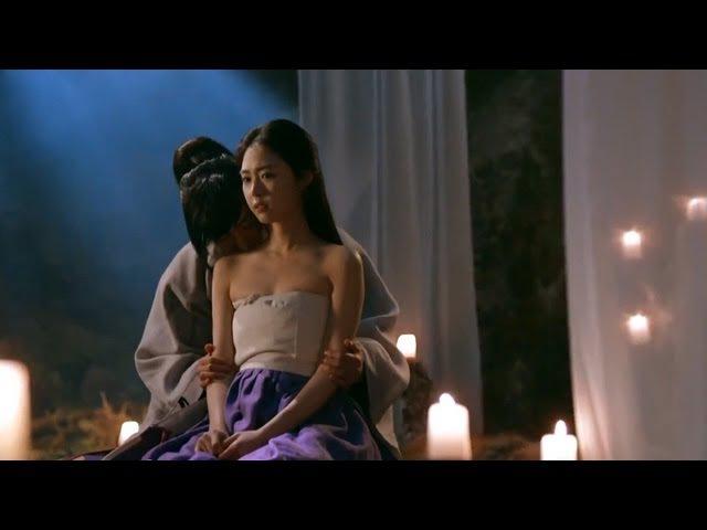 [HOT] 구가의 서 - 둘만의 혼인식을 올리는 구월령(최진혁)과 윤서화(이연희) 20130409