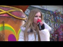 Avril Lavigne - Wish You Were Here [Partial] @ Macys Thanksgiving Day 24/11/2011