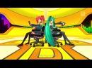 Kasane Teto Hatsune Miku - Remote Control (ver.Matsuri) - Project Diva F