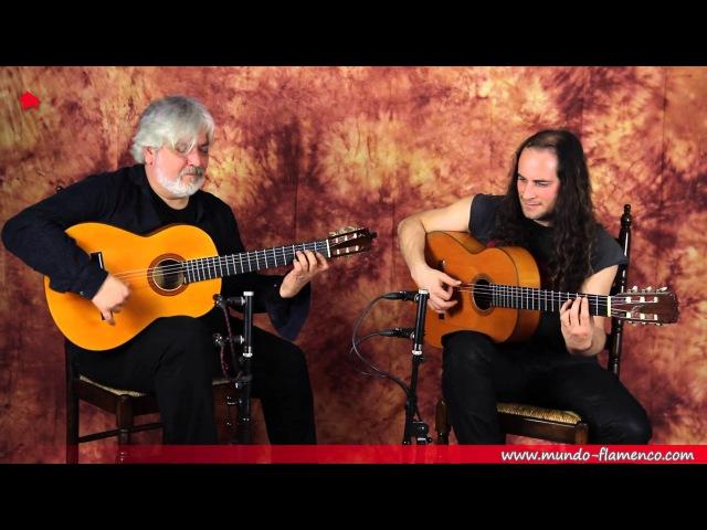 Dos Guitarras Flamencas, Pepe Justicia El Amir (Bulerías)