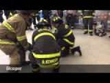FD-CPR training with Pender EMS &amp Fire, Inc.