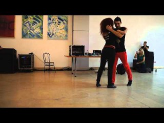Hot Bachata Workshop with Valentin & Laura - Salsa Factory