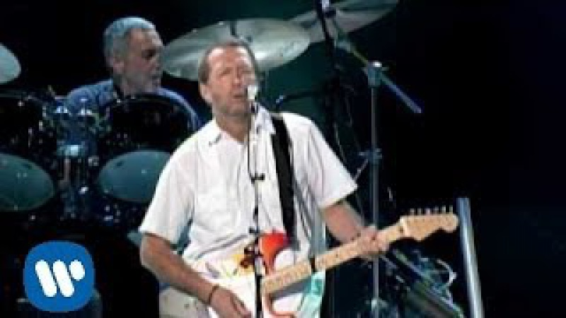 Eric Clapton - My Fathers Eyes (Live Video Version)