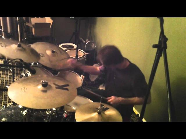 Frank Klepacki - Epic Destruction (Drum Session)