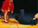 САМБО Ч25 Передняя подножка с колена