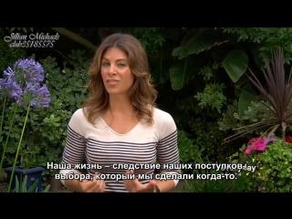 Три главных правила успешной потери веса от Джиллиан Майклс (русские субтитры)