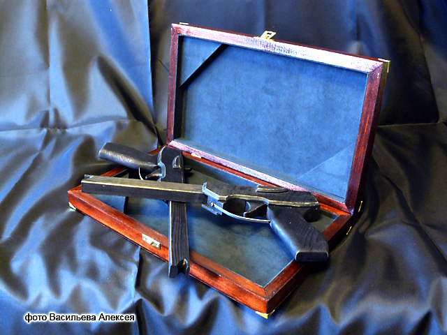 Пистолет- резинкострел MDFc0kjRuT8