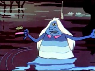 Песни из мультфильмов - Я Водяной, я Водяной...