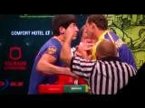 Чемпионат Мира по армрестлингу 2014 г.Олег Черкасов -
