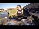 Drumming w/ the GSU Basketball Band @ Rehearsal 2014