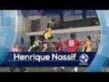 Henrique Nassif 11 Goals | Handball 2015