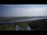 Константиново, Сергей Есенин муз.А.Горшенёв  DJI S800 &amp Nex5N