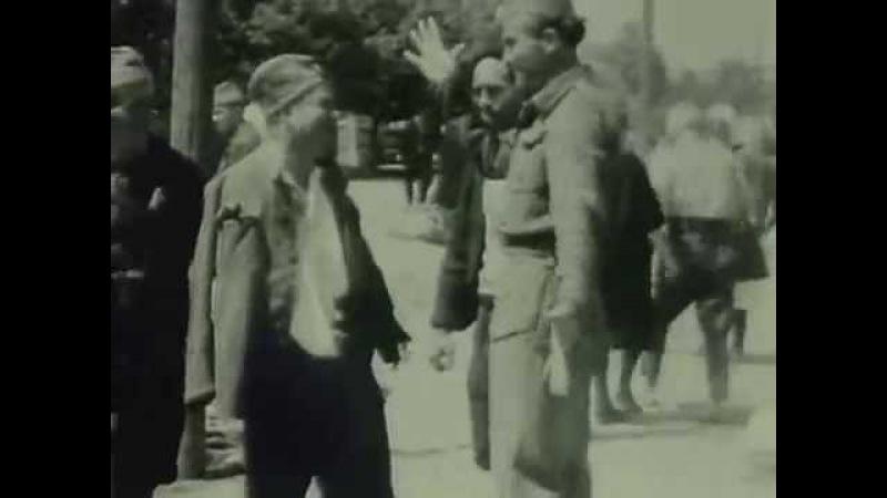 Spremte se spremte cetnici (snimci iz Drugog svetskog rata)