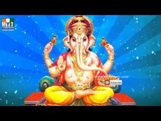 GANESH MANTHRAM - LORD GANESHA - BHAKTI TV