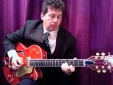 Chet Atkins' Mr. Sandman (cover by Matt Cowe)