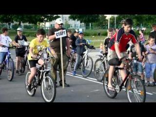 Велоконкурси ( Велодень 31.05.15 м.Нетішин )