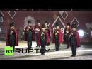 Открытие Международного военно-музыкального фестиваля «Спасская башня»