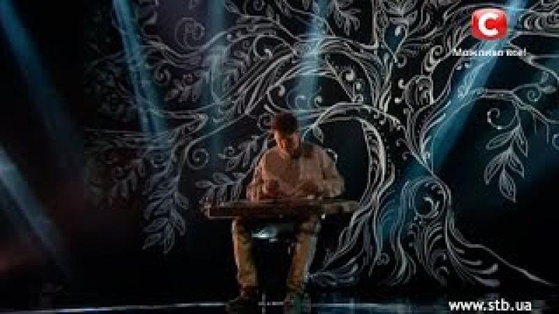 Unbelievably beautiful music on Ukraine's got talent