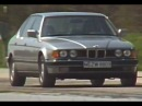 BMW 7 Series E32 Full Promo Official BMW Film 1986 BMW 7er 1987 Commercial CARJAM TV 4K 2015