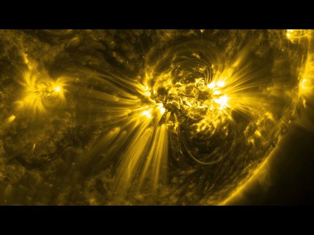 NASA | Thermonuclear Art – The Sun In Ultra-HD (4K)