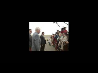 Борис Ельцин о девальвации 1998 г. Борис Ельцин: