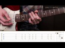 Как играть на гитаре Red Hot Chili Peppers — Snow ((Hey Oh)) (Guitar tutorial)