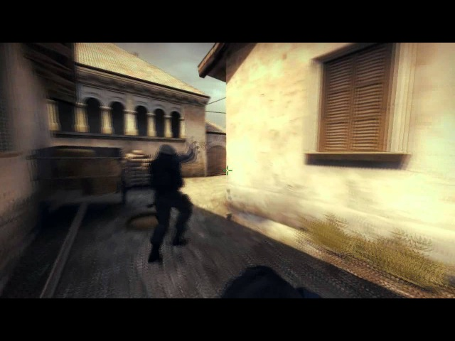 Out push on de_mirage at CSGO MM by Crei