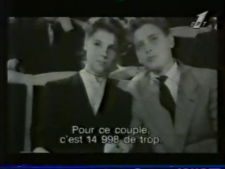 Парижские тайны Эльдара Рязанова (ОРТ, 07.08.1996) Ив Монтан и Симона Синьоре