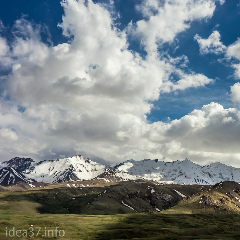 Перевал Иркештам: шелковый путь из Китая в Киргизию