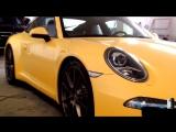 Porsche 911 CarreraS 4 слоя Opti Coat Pro Plus