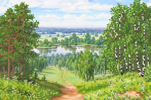 Чудесные летние пейзажи в