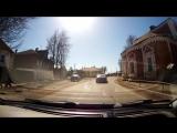 Рено на одностороннем ул.Космонавтов( бывший краеведческий музей)