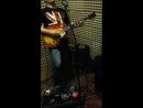 Gibson Les Paul custom shop + tubescreamer Ts808 + Marshall DSL 40))))