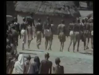 Жесть африканские дикие племена.-African wild tribes.