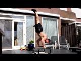 Full Upper Body Calisthenics Workout