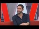 Том Эллис рассказывает о сериале Люцифер на Etalk Newsroom