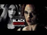 Natasha Romanoff Black Widow  immortals
