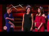 Оксана Воеводина, Екатерина Кермель и Анна Чумаева в Comedy Club (23.10.2015)