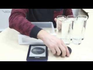 Ридер PocketBook Aqua: супертест в морозильной камере
