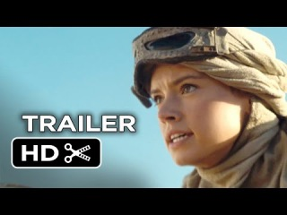 Star Wars: Episode VII - The Force Awakens Official Teaser Trailer #1 (2015) - Oscar Isaac Movie HD