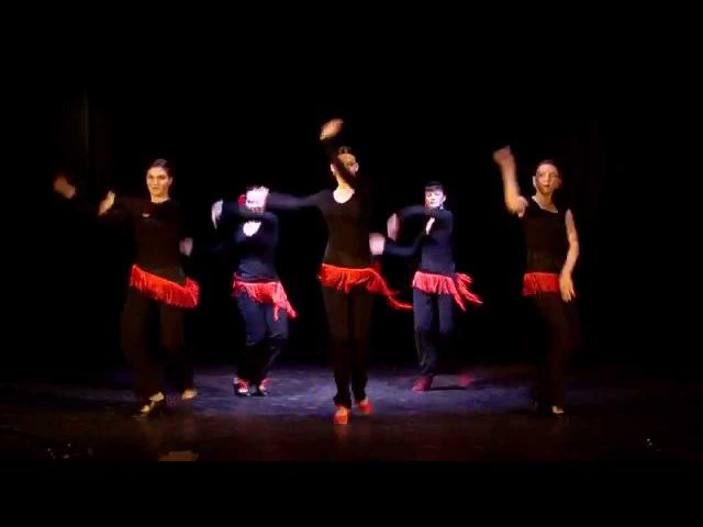 Перкуссия фламенко
