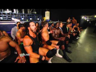 [#BMBA] Raw - WWE COO Triple H fires The Miz and R-Truth