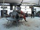 Koke hane vs Jaki numazawa Bunkhouse Deathmatch