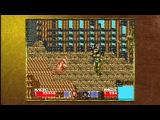 Classic Game Room - GOLDEN AXE 2 Sega Genesis  PS3 review